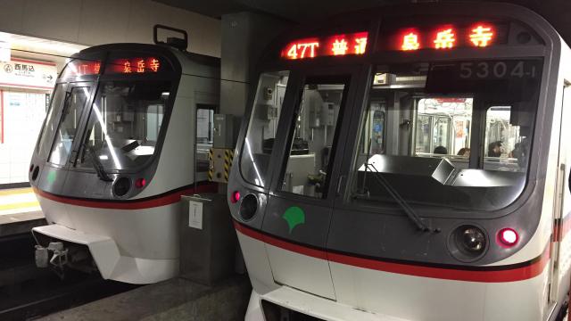 地下鉄車両メディア